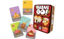 بازی به صرف سوشی: معرفی بازی کارتی  Sushi Go