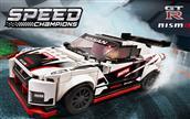 جنون سرعت: معرفی سری لگو «Speed Champions»