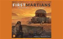 بقا در سیارهی سرخ – معرفی بردگیم First Martians