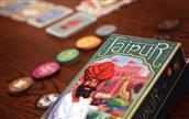 تاجران شهر صورتی: معرفی بازی کارتی Jaipur