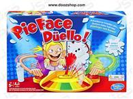 بازی رومیزی - بردگیم پای فیس دوئل (Pie Face Duel) | نسخه اورجینال Hasbro