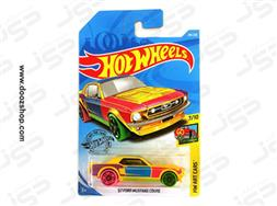 ماشین هات ویلز مدل Hot Wheels 67 Ford Mustang Coupe