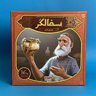 بازی رومیزی - بردگیم سفالگر   بازی ایرانی