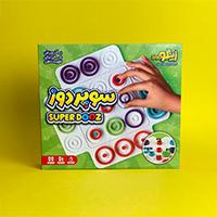 بازی رومیزی - بردگیم سوپر دوز   بازی ایرانی