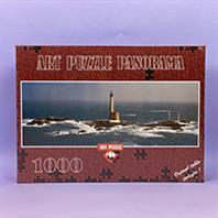 پازل 1000 تکه آرت پازل طرح Les Roches Douvre Lighthouse (فانوس دریایی)