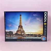 پازل 1000 تکه یوروگرافیکس طرح Paris The Eiffel Tower (برج ایفل)