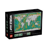 ست لگو نقشه جهان