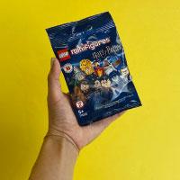 لگو مینی فیگور  سری هری پاتر   Lego minifigures Harry Potter 71028   لیمیتد ادیشن