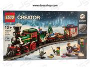 ست لگو سری کریتور اکسپرت طرح قطار تعطیلات زمستانی - 10254 Lego Creator Expert Winter Holiday Train