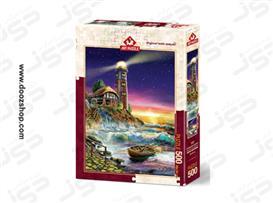 پازل 500 تکه آرت پازل کد Art Puzzle Lighthouse 4210