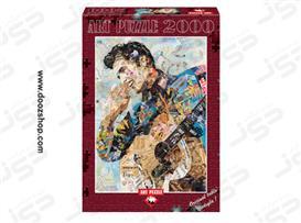 پازل 2000 تکه آرت پازل طرح الویس پریسلی - 4644  Art Puzzle Elvis Presley
