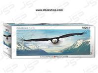 پازل 1000 تکه یوروگرافیکس طرح Eagle (عقاب)   0302 Eurographics