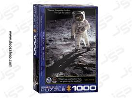 پازل 1000 تکه یوروگرافیکس کد Eurographics Walk on The Moon 4953