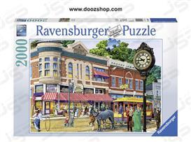 پازل 2000 تکه رونزبرگر طرح فروشگاه الن - 16638 Ravensburger  Ellen's General Store