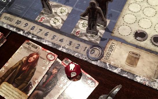 زمستان بیپایان – معرفی بازی Dead of Winter: A Crossroads Game