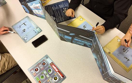 آتش زیر آب - معرفی بازی رومیزی Captain Sonar