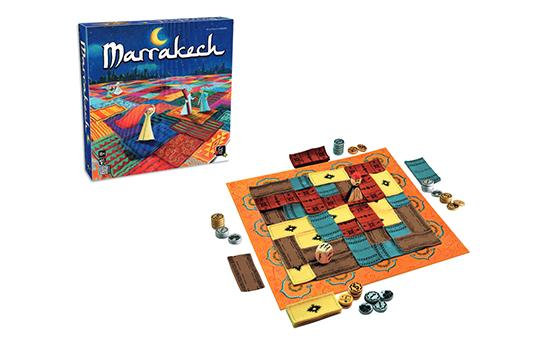 معرفی بردگیم Marrakech