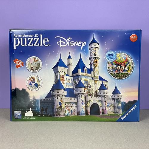 پازل 216 تکه 3 بعدی رونزبرگر طرح Disney Castle (قلعه ی دیزنی)