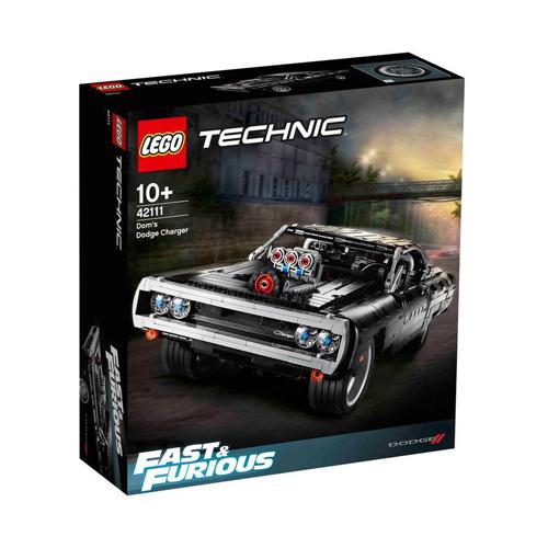 ست لگو سری تکنیک طرح Lego Technic 42111 | Dom's Dodge Charger