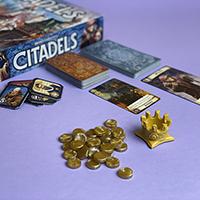 بازی رومیزی سیتادلز - Citadels