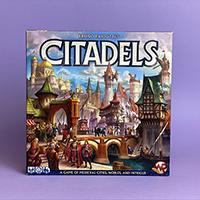 بازی رومیزی - بردگیم سیتادلز   نسخه اورجینال