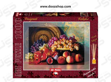 پازل 1000 تکه آرت پازل طرح زندگی با میوه ها - 4192  Art Puzzle Life With Fruit