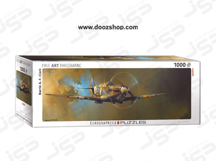 پازل 1000 تکه یوروگرافیکس کد Eurographics Spitfire 0952